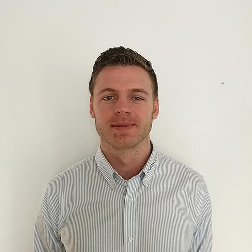 Andreas Slot Larsen - Strategisk medarbejder i Conaid Construction Analytics